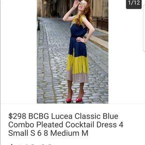 BCBG cocktail / Party dress